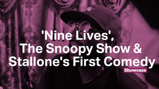 The Snoopy Show | Stallone's First Comedy | 'Nine Lives'