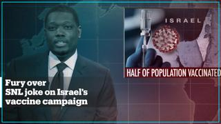 SNL joke over Israel's vaccination rollout sparks fury