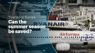 TOURISM IN EUROPE: Can the summer season be saved?