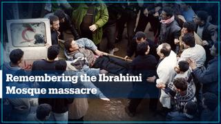 What the Ibrahimi Mosque massacre tells us about Israel today
