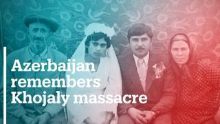 Azerbaijan remembers Khojaly massacre