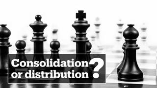 Consolidation or distribution?