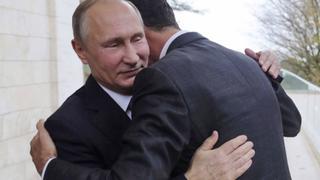 Nexus: Putin's pokerface politics