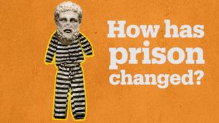 How has prison changed?