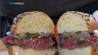 Money Talks: Vegetable-based burgers appeal to US diners
