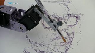 Showcase: Robot artists