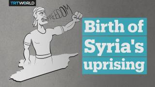 The birth of Syria's uprising