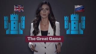 Strait Talk: The New Great Game in Central Asia, explained