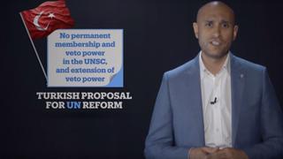 Strait Talk: Turkey's proposal for the UN reforms explainer