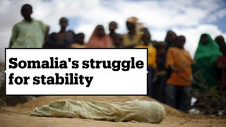 Strait Talk: Somalia's struggle for stability - a look at the nation from the 1990s to now