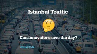 Strait Talk: Istanbul's traffic woes