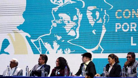 Colombia's FARC seeks political rebirth with new party