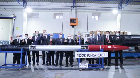 Turkish company set to develop hybrid rocket tech for Turkey's moon mission