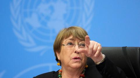 UN rights chief calls for overhaul of security law in Bangladesh
