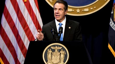 NY Governor Cuomo's accuser dismisses apology, says he's a predator