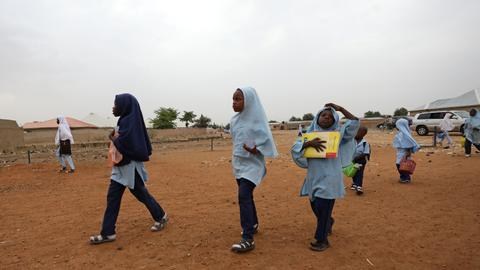 Kidnappers release Nigerian schoolgirls abducted from Zamfara state