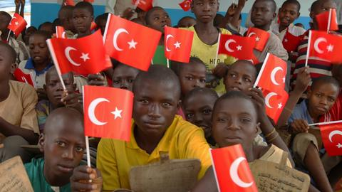 How Turkey built ties with the African continent over 23 years