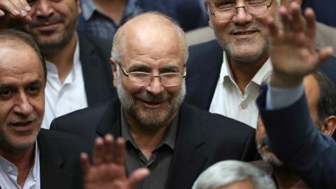 Iran's political fault lines blur as Biden extends sanctions