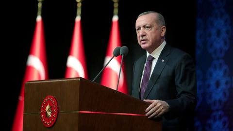 Erdogan pledges judicial transparency, women protections in new rights plan