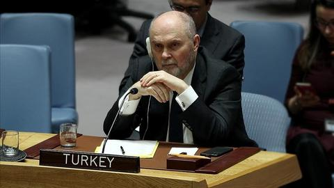 UN envoy: Turkey cannot shoulder Syria's tragedy alone