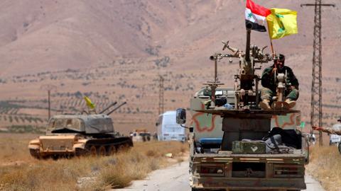 Daesh evacuates Syria-Lebanon border zone