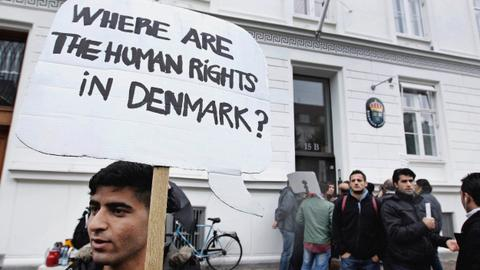 Denmark to become first European nation to deport Syrian refugees