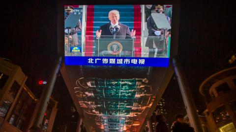 On China, is Biden really a radical departure from Trump?