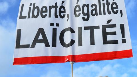 Majority of French students reject their country's rigid secularism