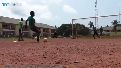 Ghana's female footballers face tough challenges to reach the top