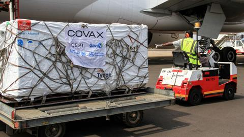 Vaccination starts in Africa as COVAX doses arrive – latest updates