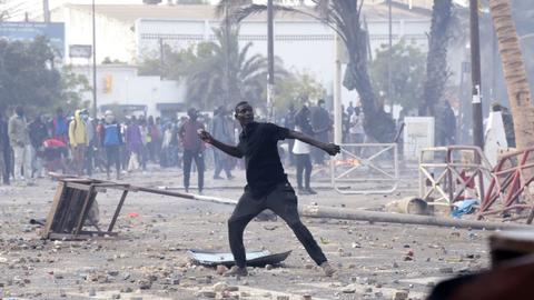 Four dead in Senegal unrest after opposition leader faces rape charge