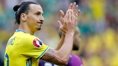 Ibrahimovic set to represent Sweden again in World Cup qualifiers