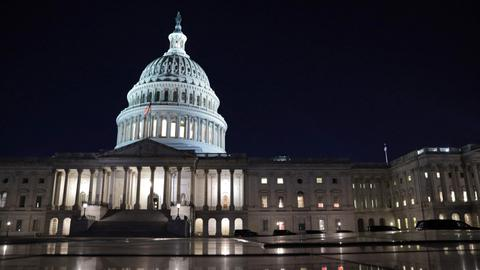 US Senate passes $1.9T Covid-19 relief bill – latest updates