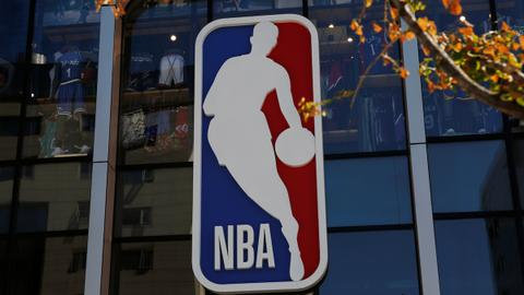 No plans to change NBA logo, commissioner says
