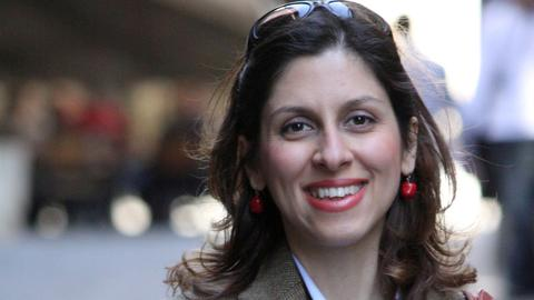 Iran frees British-Iranian aid worker after five-year sentence
