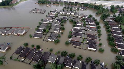 As Harvey spins towards Louisiana, death toll hits at least 18