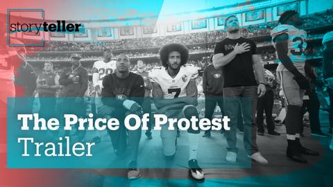 The Price of Protest   Storyteller   Trailer
