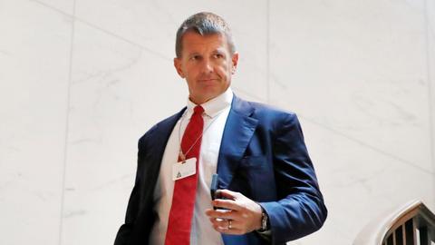 UN report: Erik Prince plotted to violate Libya arms embargo