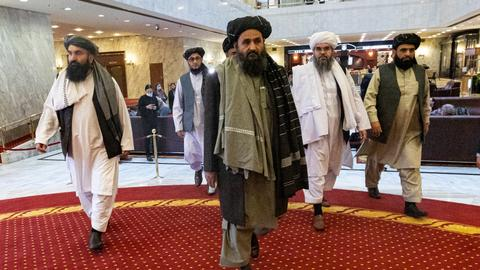 Turkey: Afghanistan peace summit in Istanbul postponed