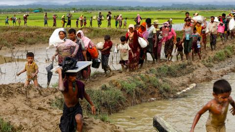 UN chief urges security forces in Myanmar to show restraint