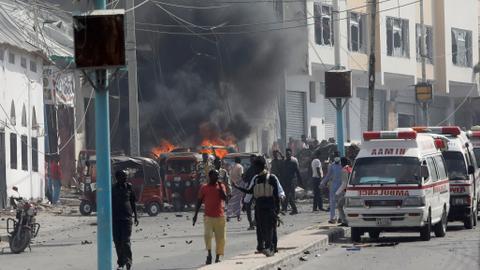 African Union troops killed 7 civilians in Somalia in recent ambush: Probe