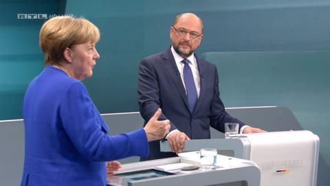 Merkel calls for an end to Turkey-EU membership talks