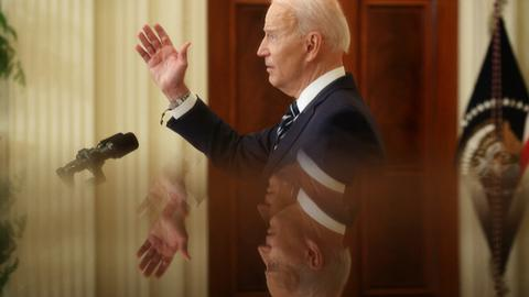 Biden can't promote human rights globally while Gaza still bleeds