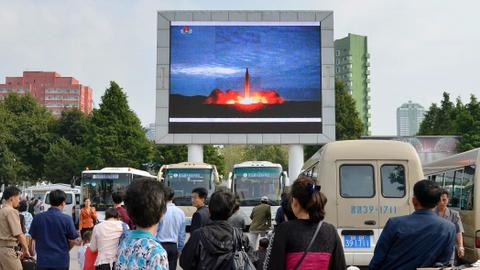 Regional allies confront N Korea nuclear, missile tests