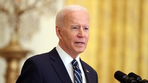 After criticism, Biden says he will raise US cap on refugee admissions