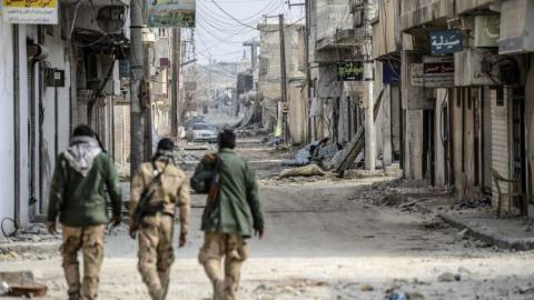 PYD atrocities continue in northern Syria