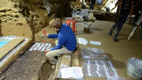 Bulgarian cave remains reveal surprises about first Homo sapiens in Europe