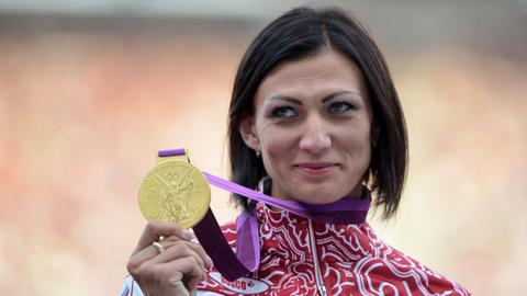 Russian Olympic champions Antyukh and Silnov banned for doping