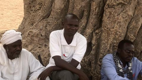 Fighting halts in Sudan's Darfur but deaths soar beyond 130