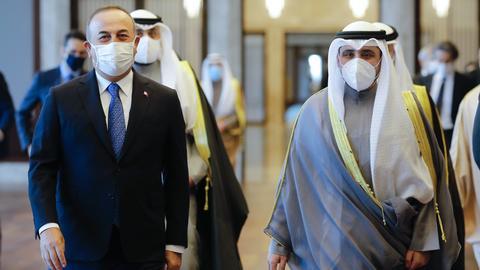 Turkey: Relations with EU in better shape since summit, Ankara visit